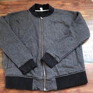Gently worn Under Armour Bomber Coat size S